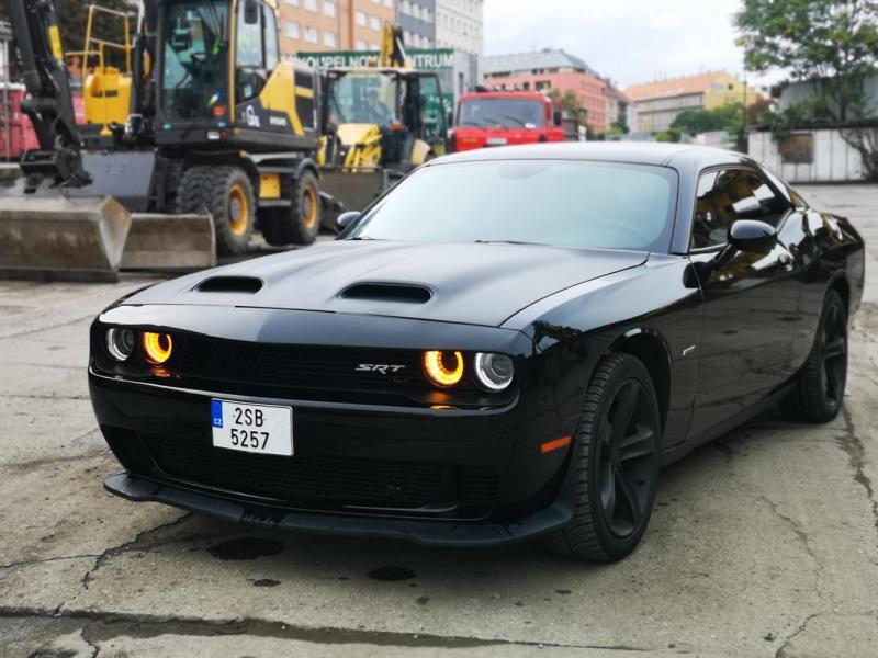 Pronájem auta Dodge Challenger